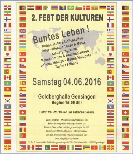 Fest der Kulturen2